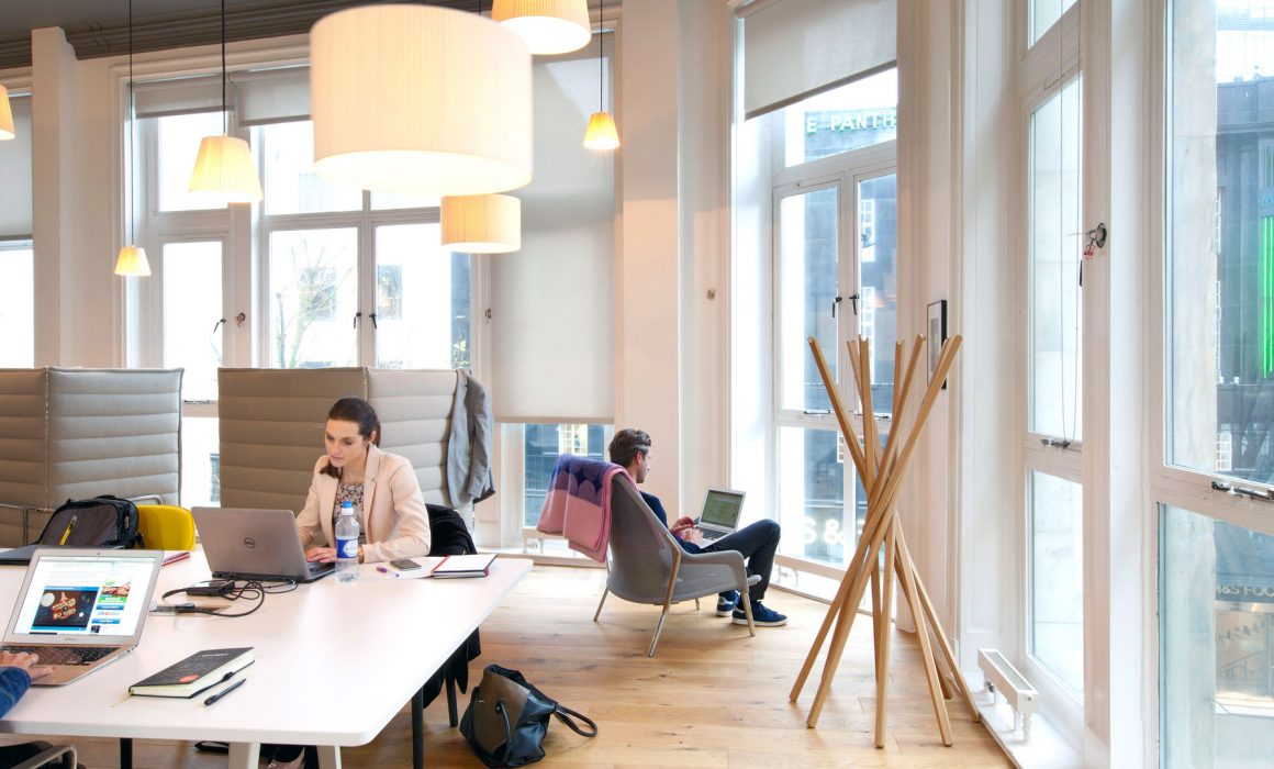 Five Reasons Why Coworking Space Is Beneficial For You